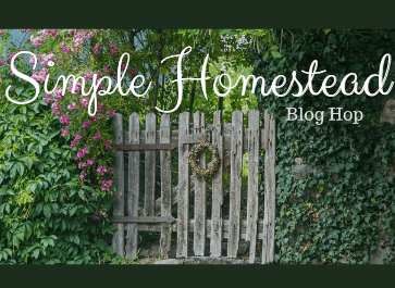 Simple homestead blog hop #267