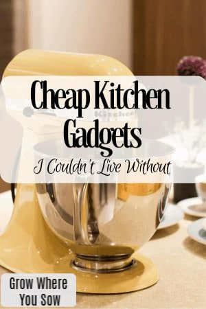 cheap kitchen gadgets