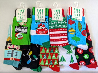 holiday socks - Etsy