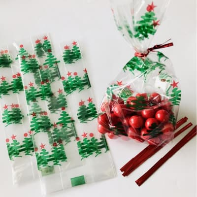 christmas cookie bags