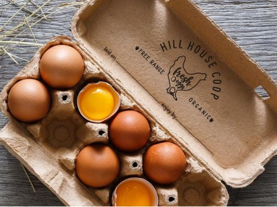 rubber egg stamp carton